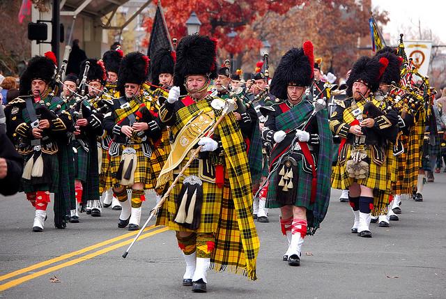 Scottish Day Parade 2013